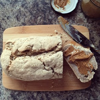 Super Simple Buckwheat Bread (Paleo, Vegan + Gluten-free).