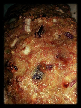 Fluffy Meat And Veggie Loaf Recipe