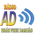 Rádio Web AD Brás Frei Damião icon