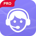 Female Voice Translator PRO icon