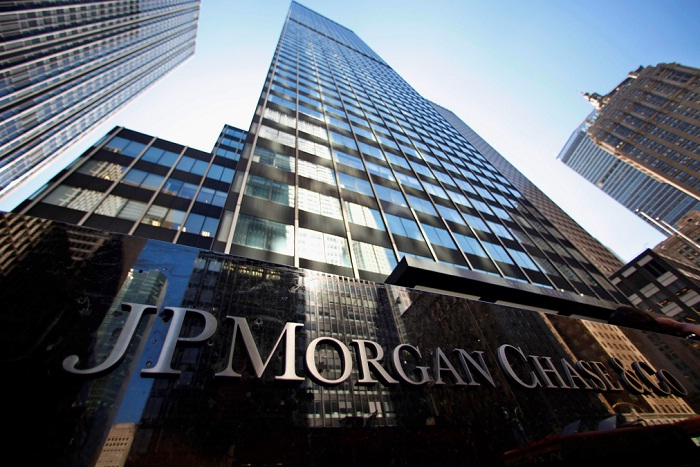 The headquarters of JPMorgan Chase in New York. Picture: REUTERS