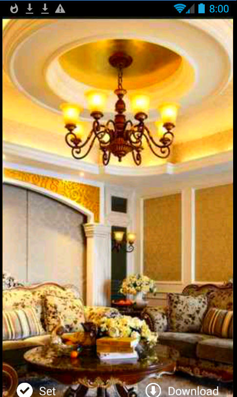 gypsum ceiling designs for living room. Home Gypsum Ceiling Design  screenshot Android Apps on Google Play