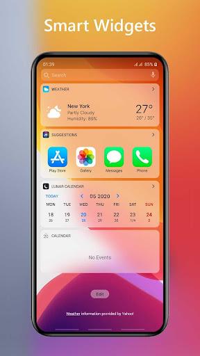 Launcher iOS 14 screenshot 4