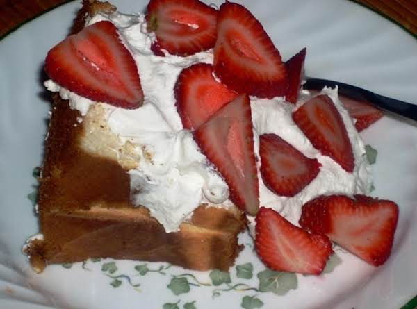 Angel Food Cake (gluten And Sugar Free) Recipe