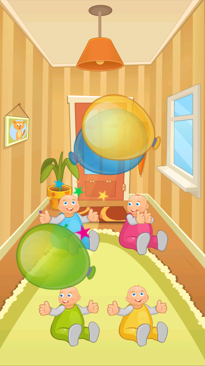 Baby Games Android 14