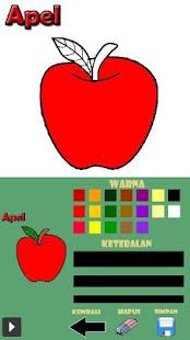 Download Belajar Mewarnai Buah Buahan For Pc Windows And Mac Apk 2 0