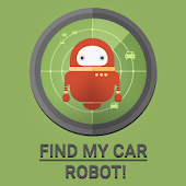 Find My Car Robot
