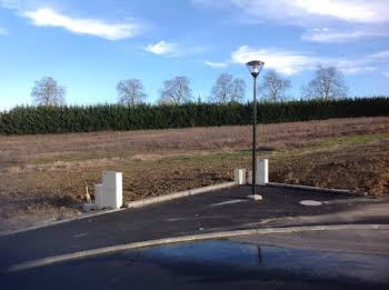 Terrain à bâtir 1288 m2