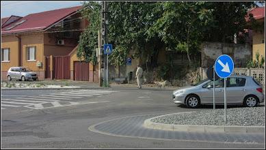 Photo: Turda, Str. Andrei Muresanu, intersectie cu Str. Ec. Teodoroiu - 2018.09.03