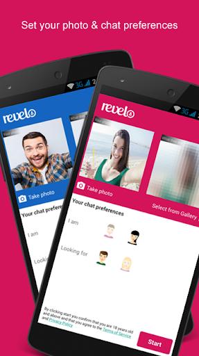 Revelo - Mystery chatting