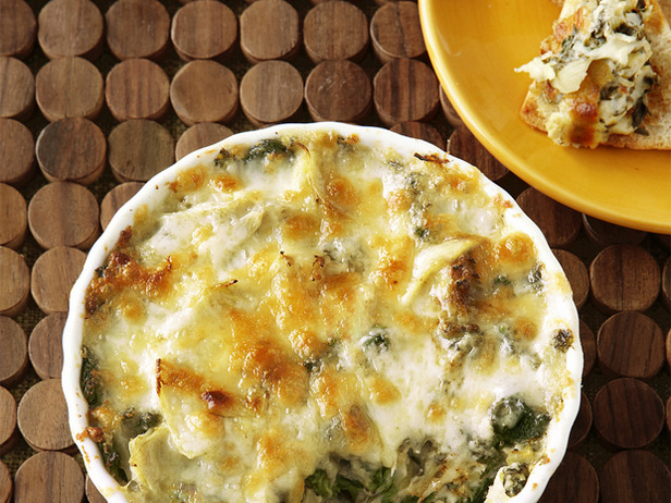 Photo: Get the recipe for Hot Artichoke-Spinach Dip >> http://ow.ly/hiD8X