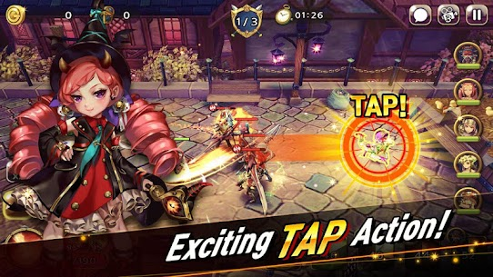 Guardian Soul Mod Apk Download For Android and Iphone 3
