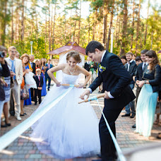 Wedding photographer Andrey Neustroev (DroNN). Photo of 01.12.2014