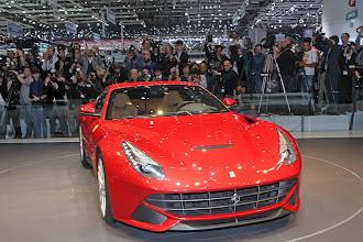 Photo: Ferrari F12berlinetta