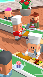 My Idle Cafe MOD APK 1.0.3 [Unlimited Money] 2