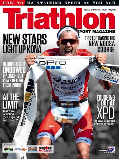 Triathlon Multisport Mag