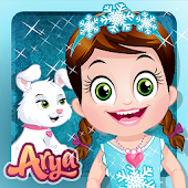 Baby Özüm Frozen Dress Up
