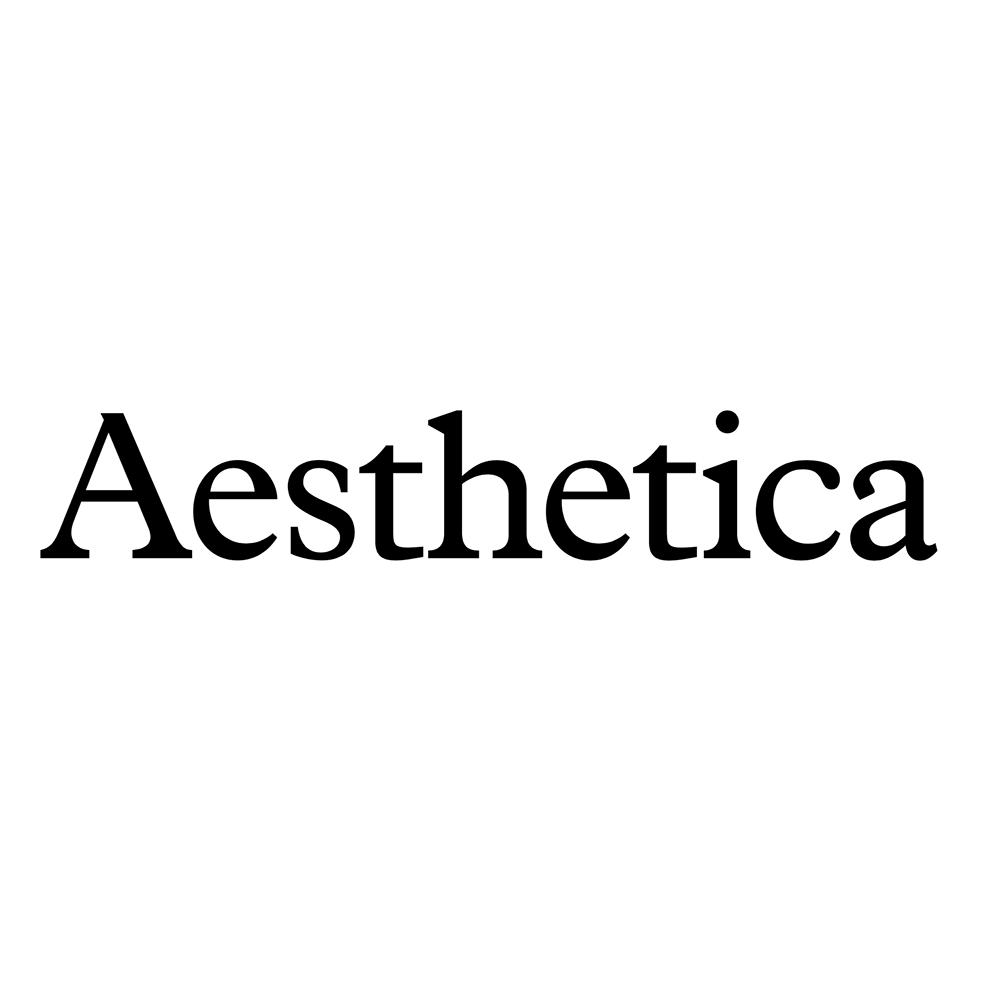 Aesthetica标志