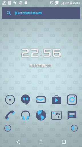 Amons - Icon Pack  screenshots 1