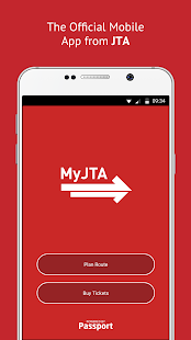MyJTA- screenshot thumbnail