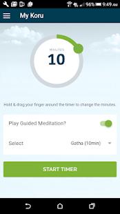 Koru Mindfulness - náhled