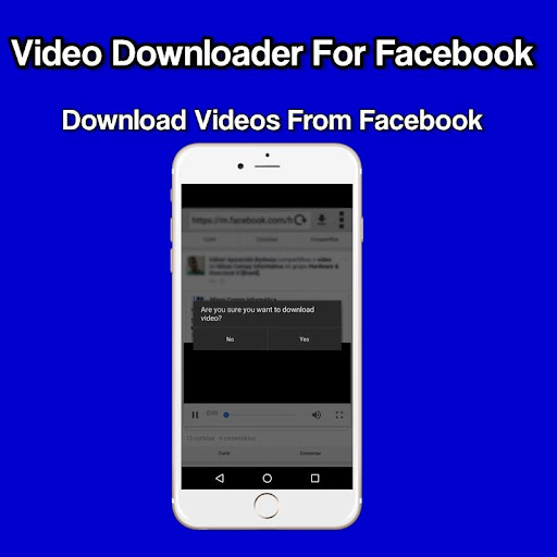 Vídeo Downloader For Facebook