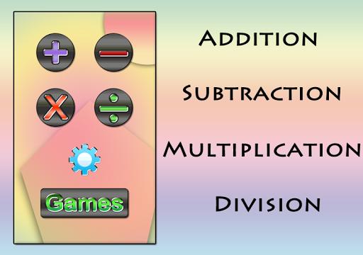 Sum Kids Math Grade Games