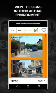 Road Traffic Signs UK Edition- screenshot thumbnail