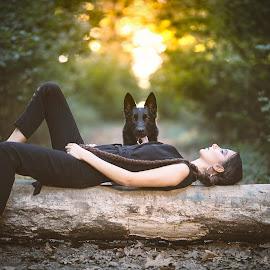 by Razvan Teodoreanu - Animals - Dogs Portraits