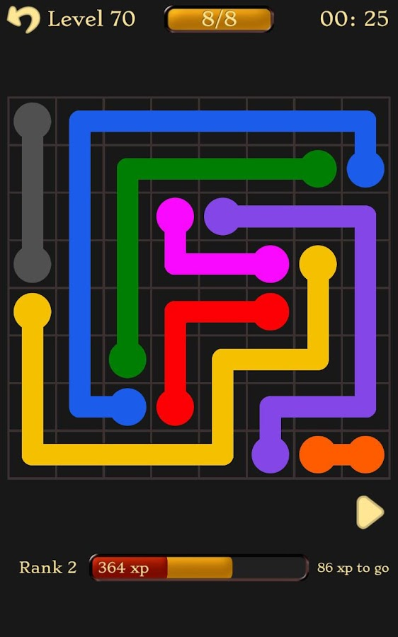 Line Drawing Game App : Max match dot number pipe line android apps on google play