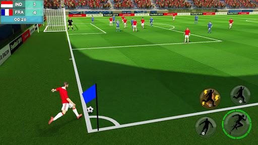 Play Soccer Cup 2020: Dream League Sports modavailable screenshots 8