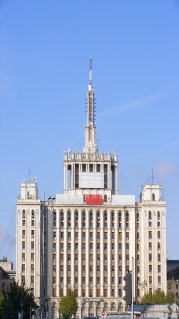 Landmark in Bucharest Village Museum
