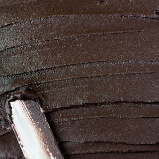 2 Ingredient Dairy Free Chocolate Frosting.