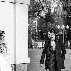 Wedding photographer Evgeniya Rossinskaya (EvgeniyaRoss). Photo of 30.11.2017