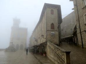 Photo: San Marino city - Piazza della Liberta