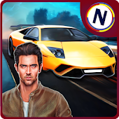 Hrithik Car Racing