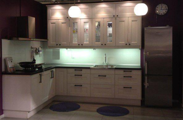Kitchen Cabinet Gallery Screenshot