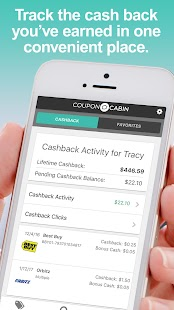 CouponCabin - Coupons & Deals- screenshot thumbnail
