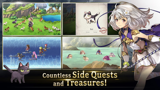 ANOTHER EDEN The Cat Beyond Time and Space 2.3.100 screenshots 6