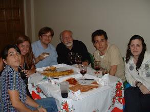 Photo: Izq-Der: Lizeth, Alejandra, Dionisio, Alvaro (papa de Efraim), Timoteo y Ada Rebeca. Reunion de despedida