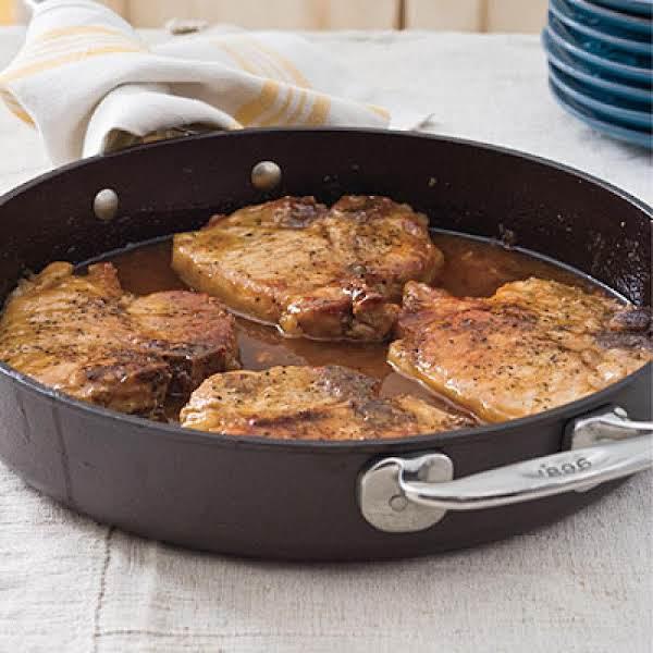 loin pork chop recipes center cut Boneless Center Cut Pork Chops