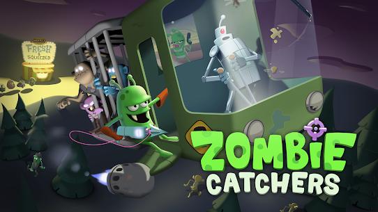Zombie Catchers MOD Apk 1.30.2 (Unlimited Money) 1