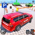 Modern Prado Car Parking Game icon