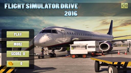 Flight Simulator Drive 2016