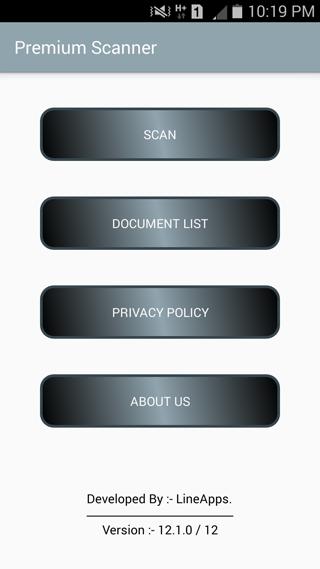 Premium Scanner: PDF Doc Scan Screenshot 8