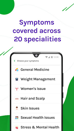 DocsApp - Consult Doctor Online 24x7 on Chat/Call 2.4.71 screenshots 3