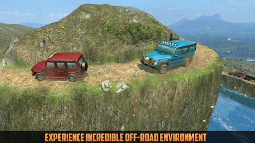 Off-Road Jeep Hill Climbing 4x4: Petualangan 3D 1.5 screenshots 12