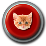 Cat Button Crazy Prank Sounds Icon