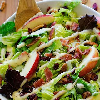 Autumn Chopped Salad.
