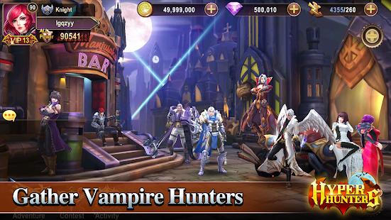 Hyper Hunters v1.09.14 MOD APK (1 Hit)